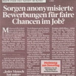 Interview von Herrn Stefan Bürkle in der Bild am Sonntag