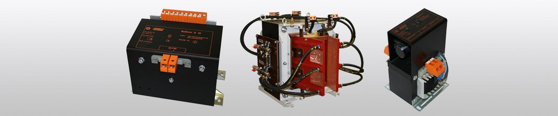 Bürkle + Schöck Transformator