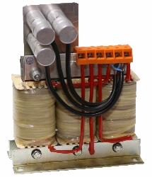 Dreiphasige-Sinusfilter 400V 50Hz