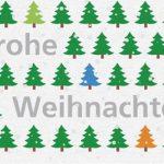 Das Team der Bürkle + Schöck Transformatoren wünscht frohe Weihnachten